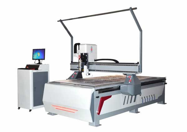 Cnc Router Table >> Cnc Router Table With Optical Registration 51 X 98